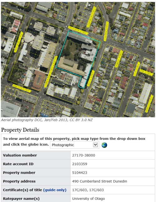 DCC Rates information - 490 Cumberland Street (1)