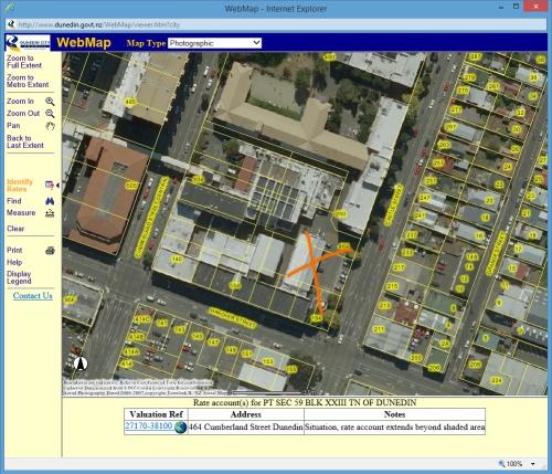 DCC Webmap - 464 and 490 Cumberland Street (1)