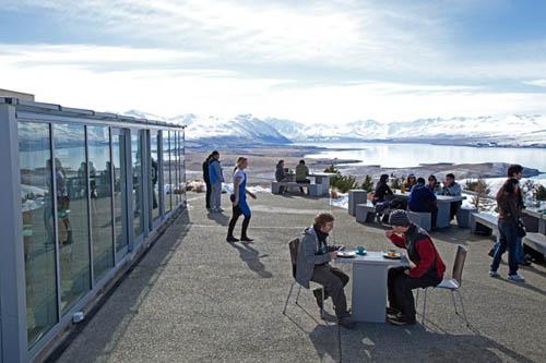 Mt John Observatory cafe [tekapotourism.co.nz]