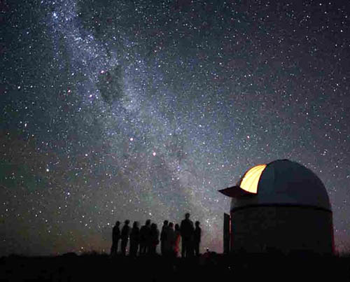 Mt John Observatory [gorentals.co.nz]