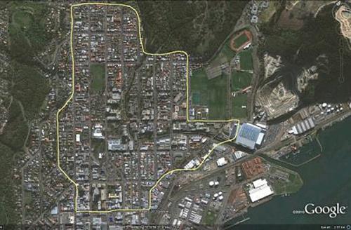 North Dunedin - Where Campus Watch are operating [otago.ac.nz] 1
