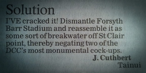 ODT 28.8.14 Letter to the editor Cuthbert p12 (1)