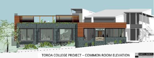 Toroa College Expansion - Baker Garden Architects  [via skyscrapercity.com]