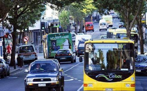 Buses, Dunedin [radionz.co.nz]