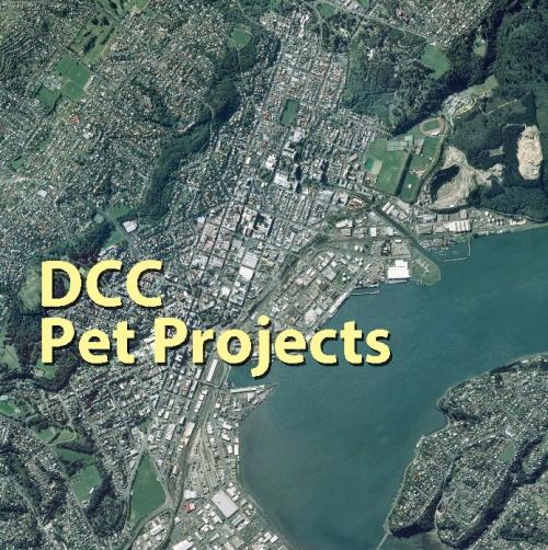 DCC Webmap - Dunedin (DCC pet projects)