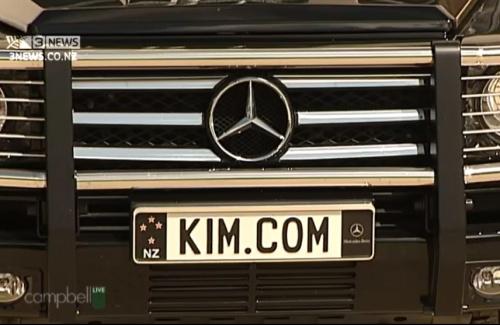 Email via Campbell Live 15.9.14 - Kim.Com Mercedes [screenshot] 1