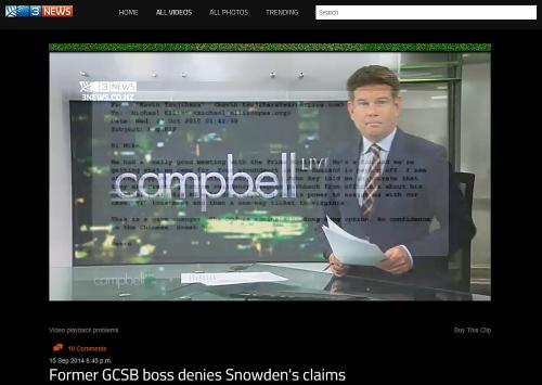 Email via Campbell Live 15.9.14 [screenshot] 1
