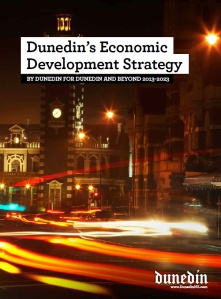 Dunedin Economic Development Strategy 2013-2023