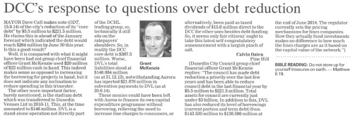 ODT 15.10.14 Letter to the editor Oaten p14