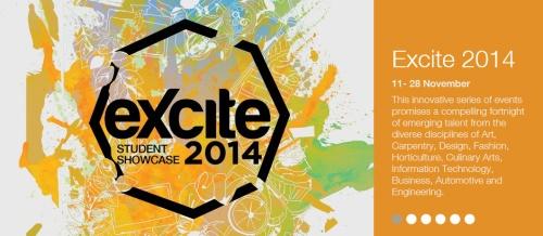 EXCITE 2014 student showcase [Otago Polytechnic]
