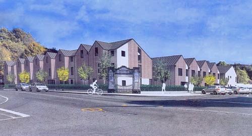 High Street cohousing proposal [DCC documents]