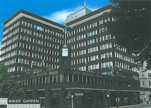 John Wickliffe House - Baker Garden Architects _1