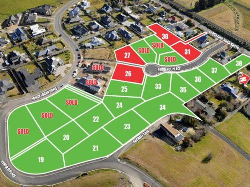 Mosgiel - Gladstone Oaks subdivision [realestate.co.nz]