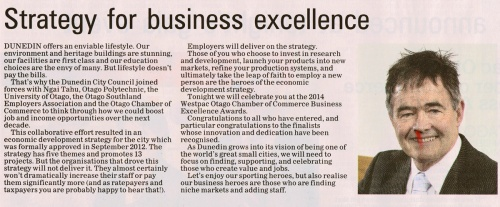 ODT 6.11.14 WestpacOtagoCOCBusExcAwards p26 (advert) nosebleed