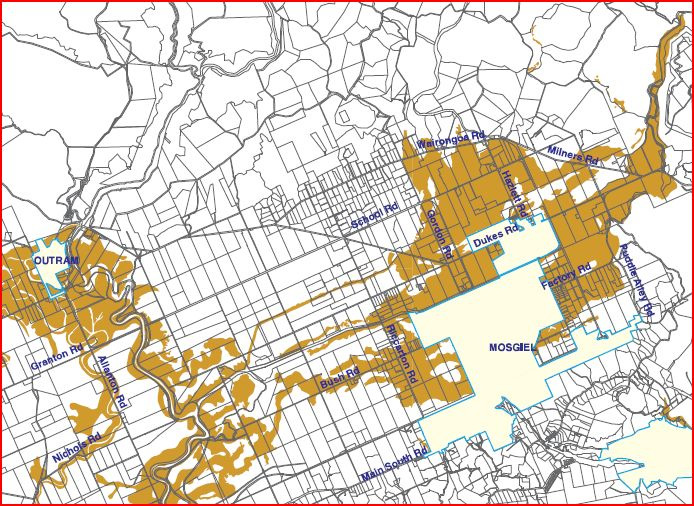 Dunedin Housing upgrade and rearrangement What if Dunedin
