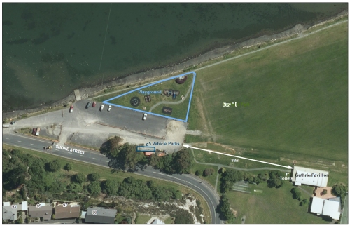 DCC Webmap - Bayfield carpark