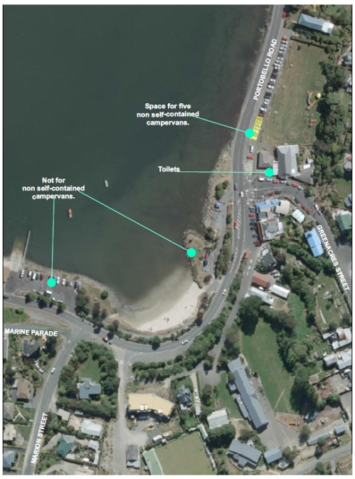 DCC Webmap - Macandrew Bay (1)