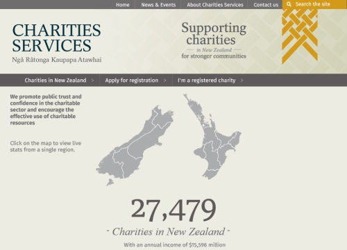 DIA Charities Services