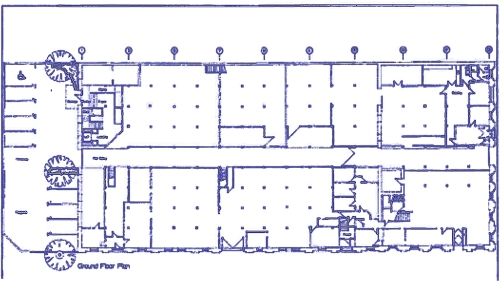 LM Building consented ground floor plan