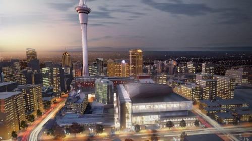Sky City International Convention Centre [via stuff.co.nz]