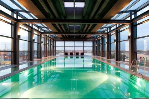 Andels Hotel, Lodz, Poland 1 pool [tripadvisor.com]