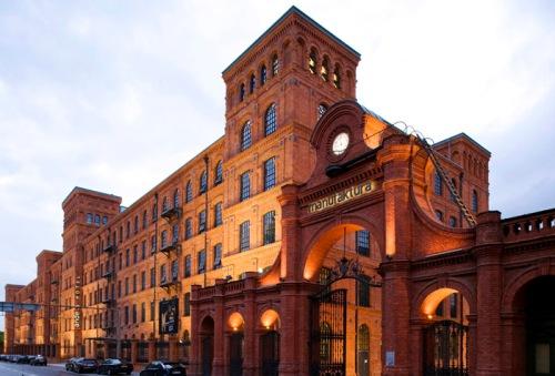 Andel's Hotel, Lodz, Poland 6 exterior [booking.com]