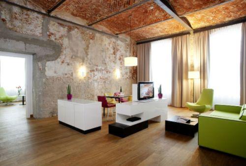 Andels Hotel, Lodz, Poland standard suite [vi-hotels.com]
