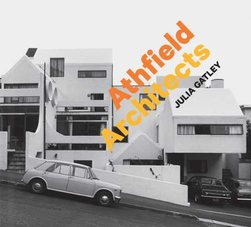 Athfield Architects by Julia Gatley [book cover]
