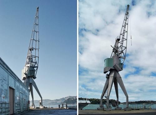 CRANE stothert-and-pitt-5-ton-crane-dunedin July 2001 ejkerr 2