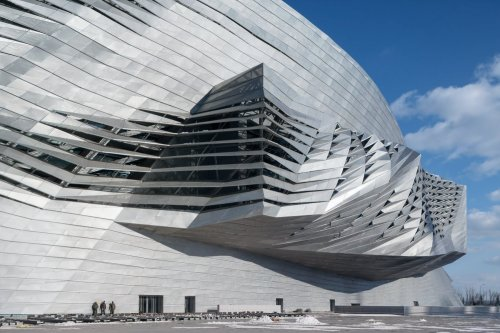 Dalian International Conference Centre, China 6