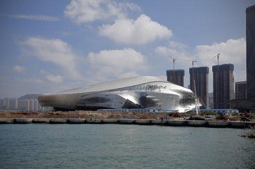 Dalian International Conference Centre, China 7