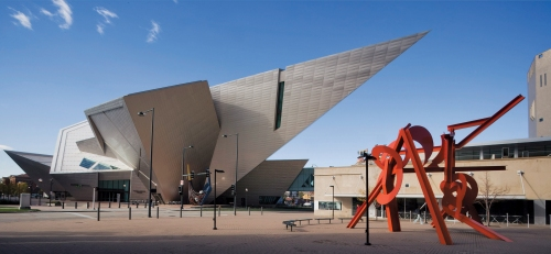 Daniel Libeskind. Denver Art Museum [homesthetics.net]