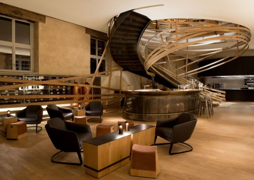 Dezeen Strasbourg hotel by Jouin Manku 11