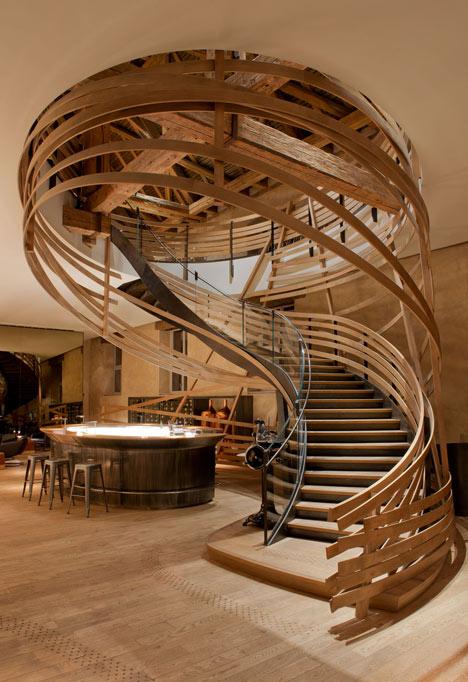 Dezeen Strasbourg hotel by Jouin Manku 3