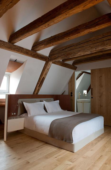 Dezeen Strasbourg hotel by Jouin Manku 6