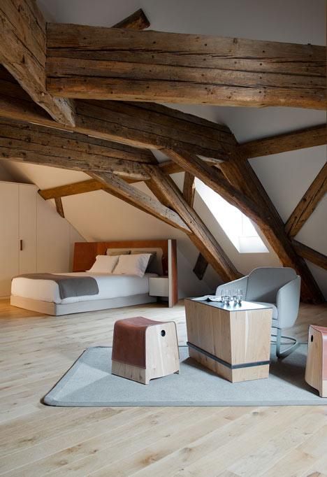 Dezeen Strasbourg hotel by Jouin Manku 8