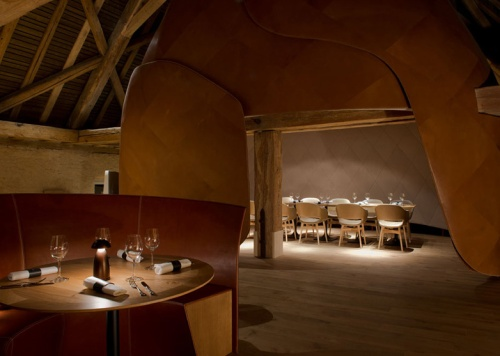 Dezeen Strasbourg hotel by Jouin Manku 9