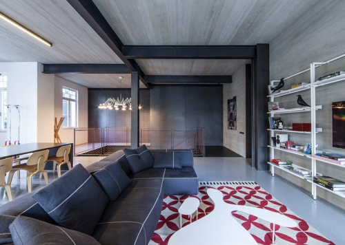 Dezeen Tel Aviv flat by Pitsou Kedem Architects 2
