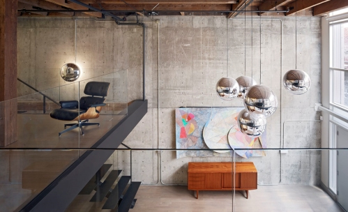Oriental Warehouse Loft 13a Edmonds + Lee Architects [edmondslee.com]
