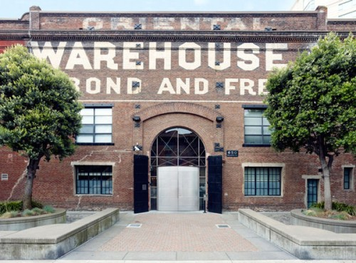 Oriental Warehouse Loft exterior [freshome.com]