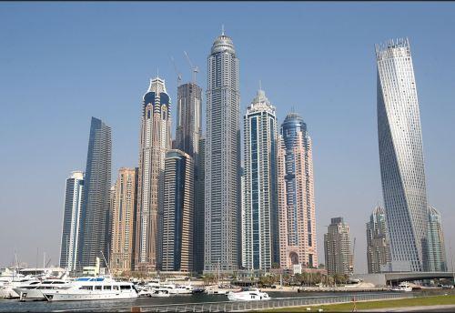 Dubai Marina [emirates247.com]