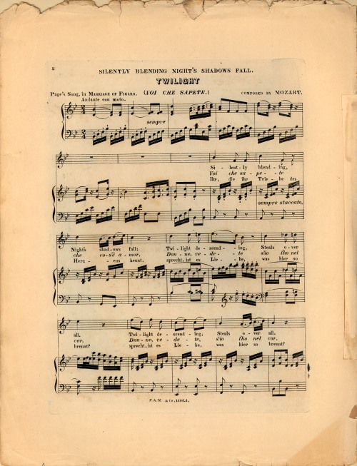 Figaro-opera Mozart [library.duke.edu]