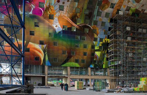 Rotterdam Market Hall 1 [afasiaarq.blogspot.com]