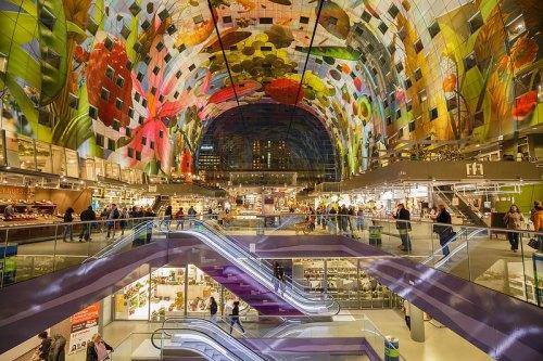 Rotterdam Market Hall [angloberry.com]