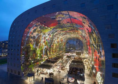 Rotterdam Market Hall [strangeline.net]