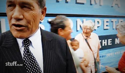 Winston Peters, Northland [stuff.co.nz video - screenshot]