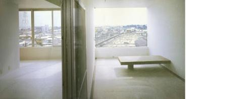 Gifu City - Japan. Kitigata Housing project - Terrace1 (1)