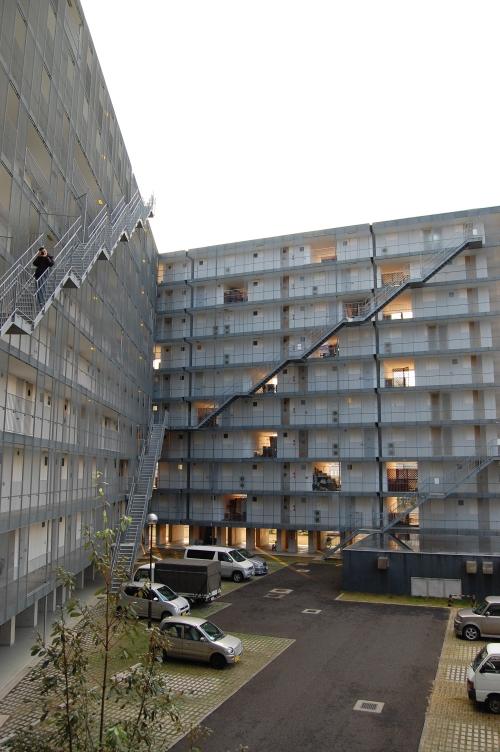 Kitagata Housing project, SANAA Architects [wikimedia commons - Raphael Azevedo Franca]
