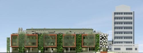 University of Otago - proposed Science 1 redevelopment