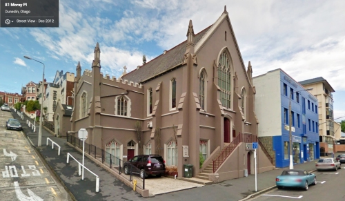Chapel Apartments, 81 Moray Place cnr View Street [Google Street View] 1